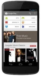 Play Store para Celular