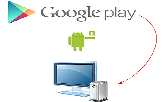 baixar google play store para windows 7