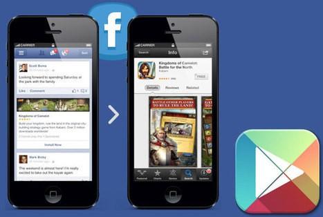 Baixar Facebook para Android pela Play Store